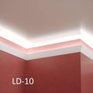 XPS Профил За Скриено Светло LD10