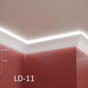 XPS Профил За Скриено Светло LD11