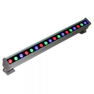 Лед WallWasher 12W 24V RGB+W 1000mm
