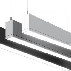 Лед Линеарна Светилка 40W Alu Body 1200mm